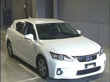 2011 LEXUS CT 200H YK21351/DAA-ZWA10/2ZR-FXE 1800cc