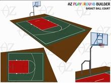 Basketball Court - Indoor / Ourdoor