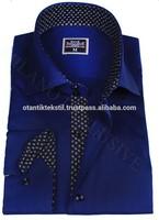 Jeans Shirt, Cemisa, Blue Dress shirt Slim fit shirt, slim-fit shirt, Dress shirt, Shirt, men shirt,