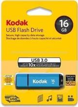 Kodak USB 2.0 & 3.0 Flash Drives in Branded Blister Packs