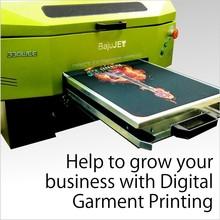 "12"" Width T-Shirt Printing Machine, Dtg Printer"