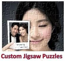Wedding Souvenirs, Customize Wedding Postcard Jigsaw Puzzle, Ideal for Wedding Couple