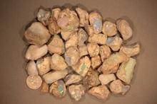 Rough Wello Ethiopian opal