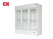 CN 3 Glass Door Display Chiller