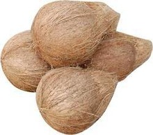 Fresh coconuts from India