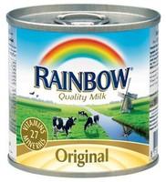 Brand: 170G Rainbow Evaporated Milk 8.5% (100% Holland Milk)
