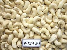 Very good quality Ivory Coast cashew nut kernel ww320