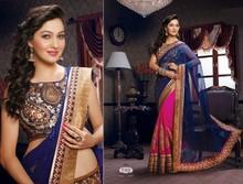 vimal sarees designer wedding collection sarees. model no ss 7103