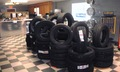 Sgs 2014 usado pneus de carro no japão