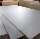 Matt finish white polyster HPL high quality Blockboard