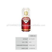 KARPACKIE PREMIUM BEER 0,5l steel can - BEST PRICE