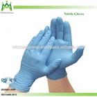 Samples Free Good selling Powder-free nitrile examination glove