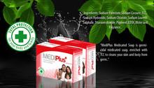 Mediplus medicated soap 70gr