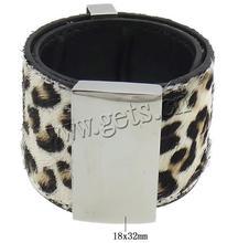 Gets.com pu leather horse hair bag