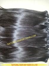 50-60cm 100% virgin hair ! Double weft virgin brazilian human hair weft