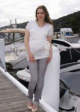 NEW IMAH0T ANAT Shirt Maternity Pregnancy Clothes Breastfeeding Nursing Wear