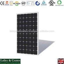 LC-6M30 (240-275W) 40mm solar panels price per watt with CE.MCS.IEC 61215