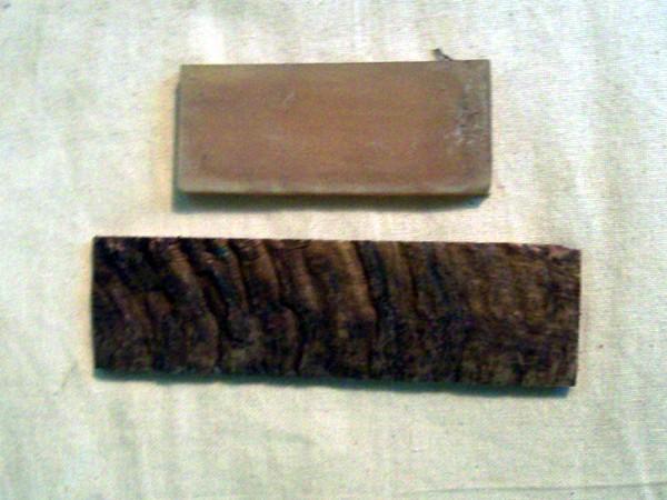 Sheep Horn Knife Scales Sheep Horn Knife Scale
