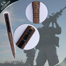 Aircraft Aluminum Tactical defense pen ,Tactical pen ,amy pen emergency tool