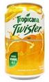 عصير البرتقال الاعصارأن الغازيةزجاجة 330ml يمكن/ المشروبات