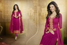 Avon 2 - Sushmita Sen Semi Georgette Semi Stitched Salwar Suits