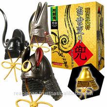 Shin Kenki Gaiden Sengoku Busho Kabuto Collection Japanese samurai helmet