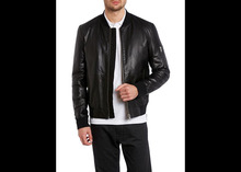 New Fashion Cheap Pakistan Leather Jacket for Man