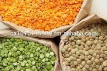 Canadian Green Lentils | Red Lentils | Brown Lentils