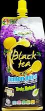Black Tea Lemon Natural Fruit Juice