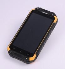 walkie talkie antenna UHF mobile phone waterproof 1meter IP67 4.7inch IPS TFT NFC read 2GB 16GB Rugged mobile phone 3G