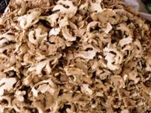 Dry split ginger Ginger Whole