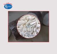 Frozen IQF Cassava Whole/Cut/random pieces
