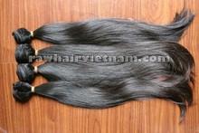 Raw hair machine weft hair vietnam supplier all of virgin hair as vietnamese hair, cambodia hair, brazillian hair