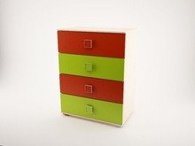 New chest of drawers MILO 2 - Colourful/Capable/For kids !
