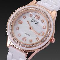 Top Brand Fashion Ceramic Watch