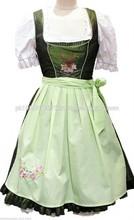 New Style 2014 new design bavarian dirndl dress, 2014 oktoberfest dirndl dresses.hot sale German Bavarain Oktoberfest Dirndl Dre