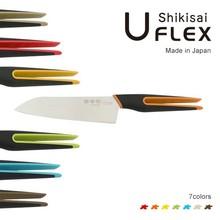 Shikisai Uflex kitchen knife Made in Japan