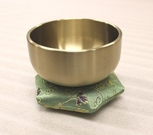 bell and Japan buddhist religious items with traditional made in Japan