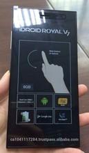 iDroid Royal V7 Android Kitkat Smart Phone 8GB, unlocked, 5.5 Inch IPS, Quad Core,, 13 MP Camera