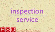 Final random inspection/LED QC service/lighting inspection in shenzhen