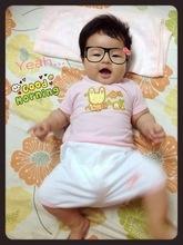 Baby summer clothes baby shorts baby hem shorts