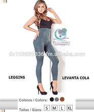 Leggins Push Up (Levanta Cola Colombiano) Control Butt-Boosting