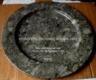 Oceanic Marble Plate