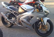 Used 2004 Kawasaki Ninja 636 for Sale