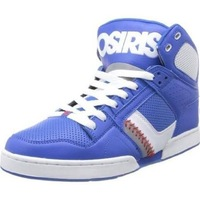 New stock:Osiris Blue White Red 5 D(M) US 1130968 Men's Nyc 83 Skate Shoe,Blue White Red,5 M US Osiris
