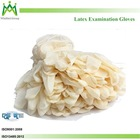 medical latex examination glove