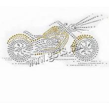 Gets.com rhinestone 2 piece motorcycle racing leathers