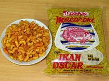 Macaroni Ikan Oscar