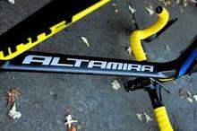fuji di2 altamira de edición limitada 2013 de bicicleta de carretera