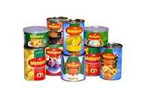 Top quality canned fruits in all kinds